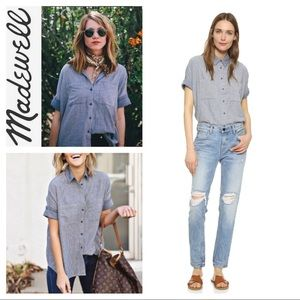 Madewell Courier - Lilydale Stripe Shirt